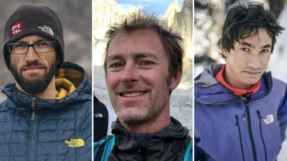 Encontraron sin vida en Canadá a los tres montañistas más reconocidos del mundo