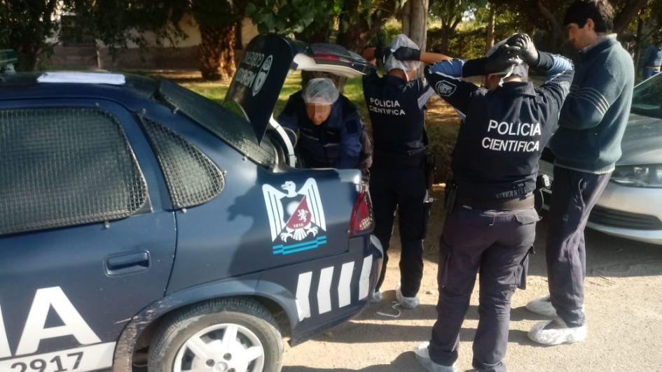 Asesinaron a puñaladas a un hombre durante un aparente asalto en Guaymallén