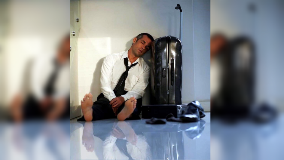 Tips para dormir en un aeropuerto