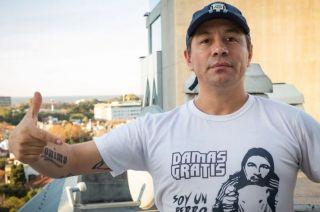 Pablo Lescano furioso con los productores