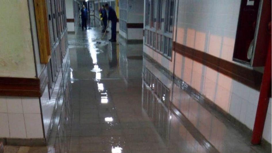 Chaco amaneció inundada tras el temporal que azotó el Noreste del país
