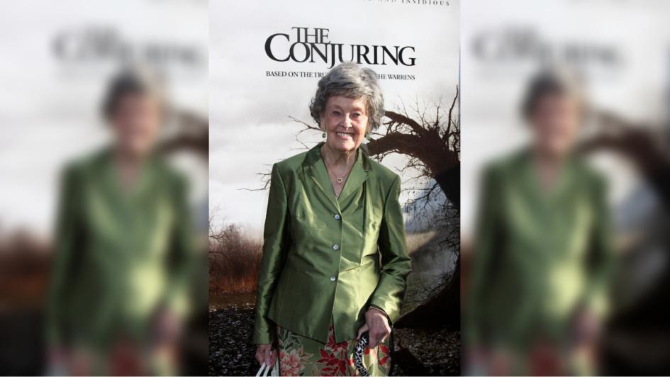 Lorraine Warren, la creadora de fantasmas