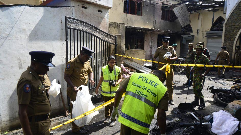 Matanza en Domingo de Pascua en Sri Lanka: hay 207 muertos y 450 heridos