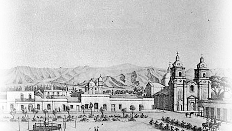 La economía de Mendoza  en tiempos de Rosas - Por Roberto Azaretto