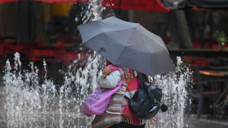 Pronóstico: ¿hasta cuándo seguirán las lluvias en Mendoza?