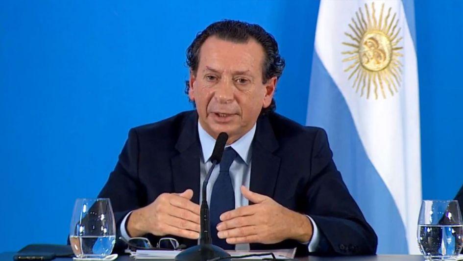 """Dante Sica: """"Productos Esenciales no es una política anti inflacionaria"""""""