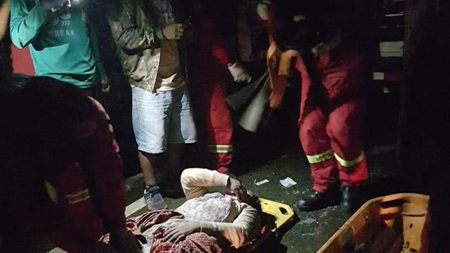 Desbarrancó un micro en Bolivia y hay al menos 25 muertos