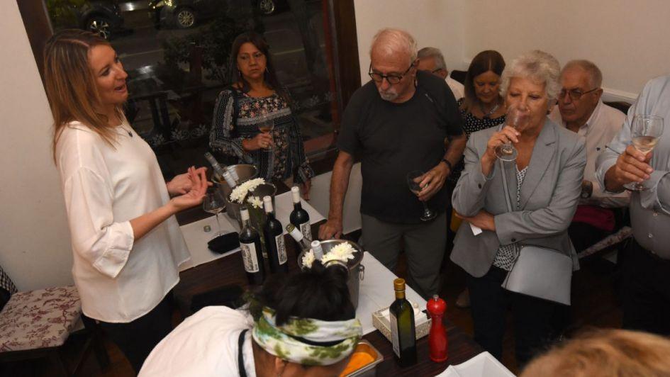 Ceibo Restaurante celebró el Día del Malbec