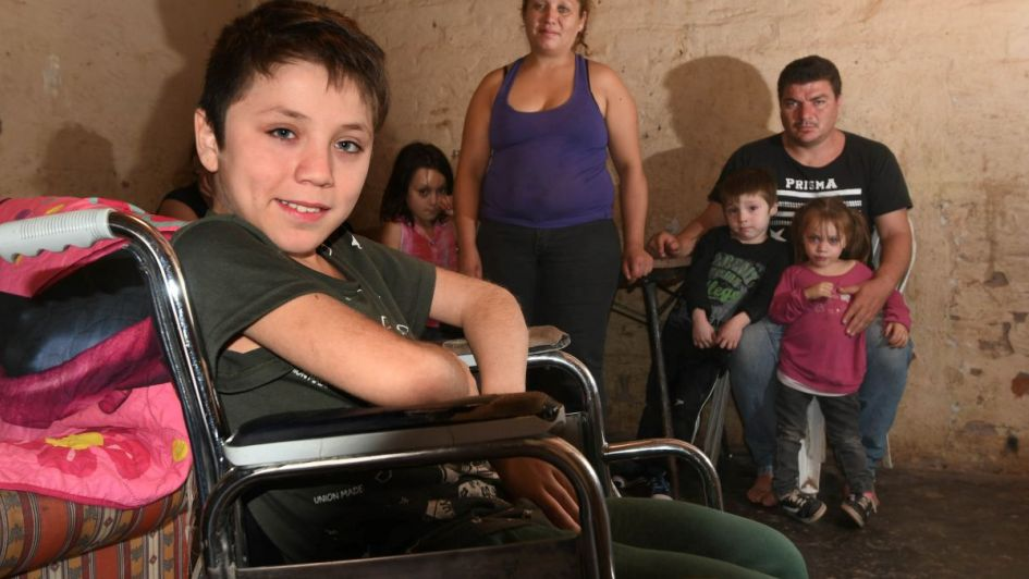 Solidaridad: todo por el bienestar de Lautaro y Francisco