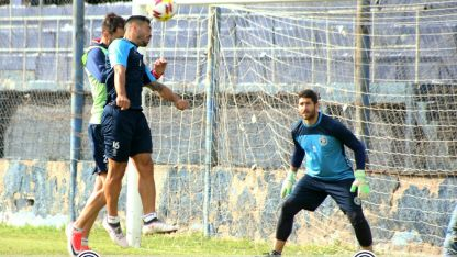 Cristian Lucero vuelve a ser titular esta noche, por Copa Argentina.
