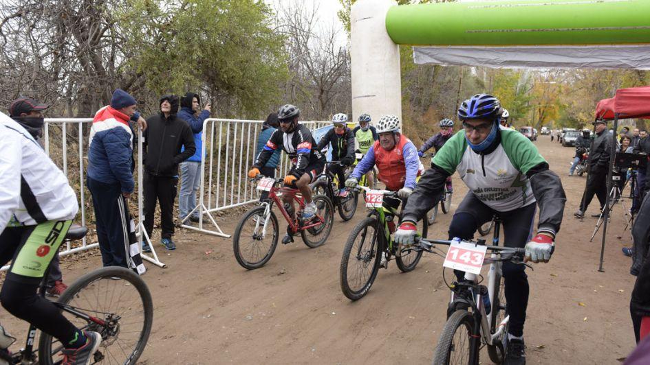 Segunda edición del desafío rural bike Algarrobo Grande