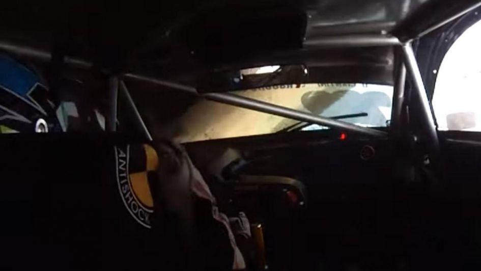 Top Race: El vuelco de Ciantini en Concordia a bordo