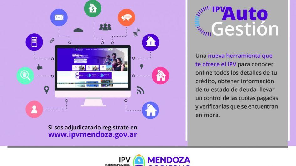 El IPV le acerca a sus adjudicatarios una novedosa herramienta online