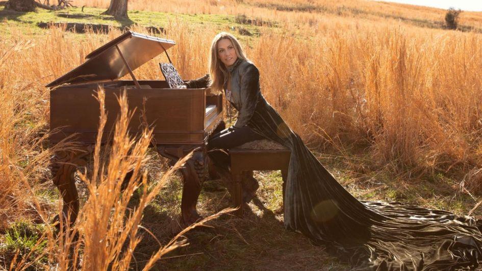 Sheryl Crow lanzó una canción con la voz del mítico Johnny Cash