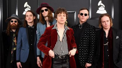 Cage the Elephant (foto: Radio Zero).