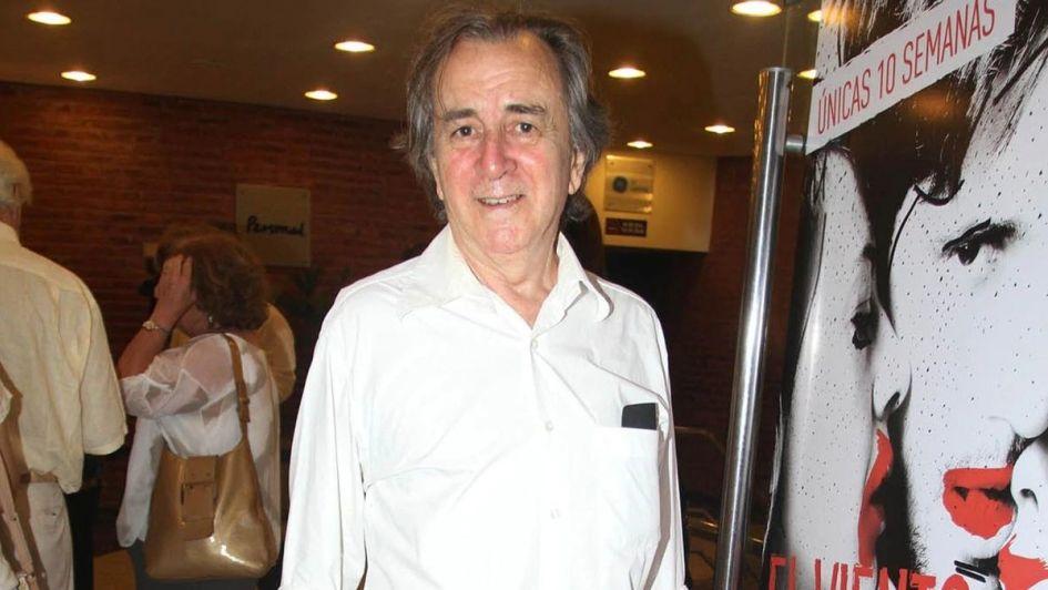 Falleció el reconocido actor Lorenzo Quinteros