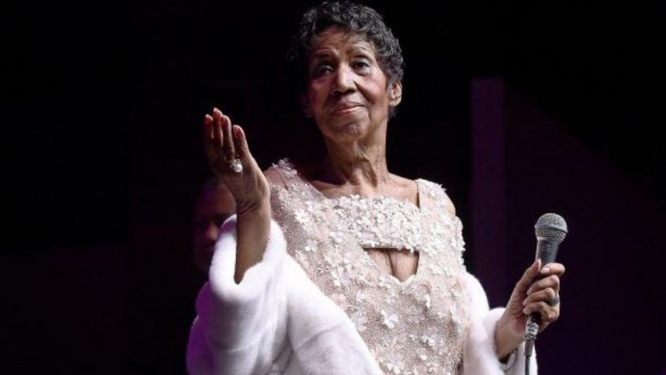 Aretha Franklin, la primera mujer en recibir la mención especial del Pulitzer