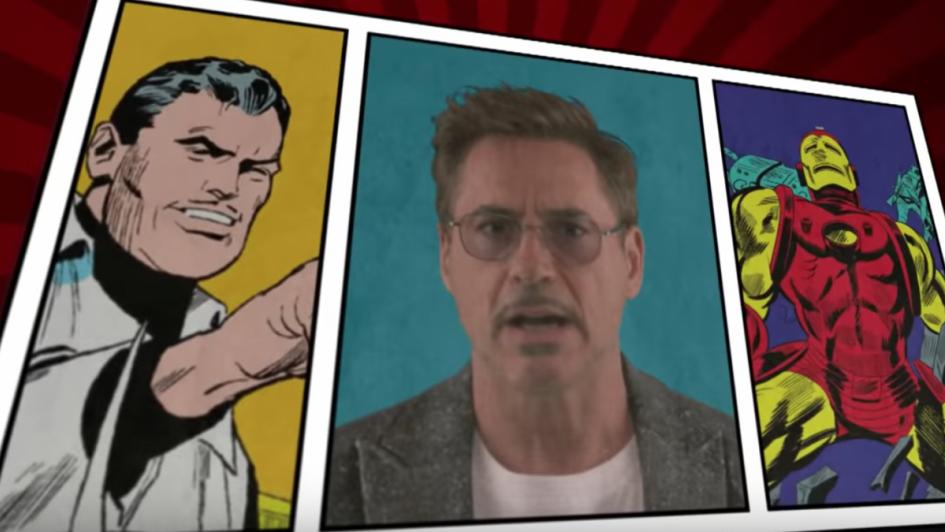 No paran: el elenco de Avengers apareció cantando a horas del estreno mundial