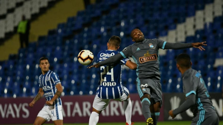Godoy Cruz le ganó a Sporting Cristal y quedó como escolta en la Copa Libertadores