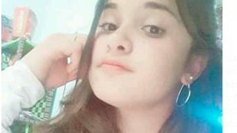La menor de 16 años buscada.