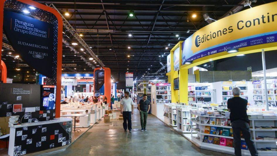 La Feria del Libro viene con series, elecciones e inflación