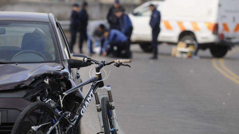 """Ciclista atropellado """"volvió de la muerte"""" y cobrará $ 427.000"""