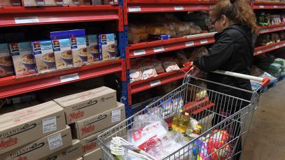 El Índice de Precios al Consumidor (IPC) desaceleró por segundo mes consecutivo.
