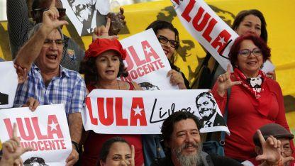 Amigos de Lula aportarán para que salga en libertad.