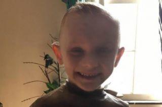 Andrew Freund (5) era buscado intensamente, hasta que sus padres admitieron que estaba muerto.