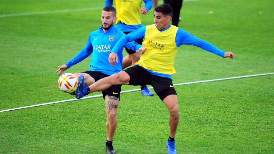 Boca ya está en Mendoza para jugar este domingo con el Tomba