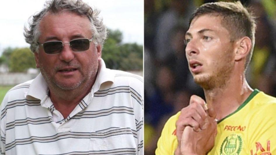 Murió el padre del futbolista Emiliano Sala esta madrugda — Más dolor