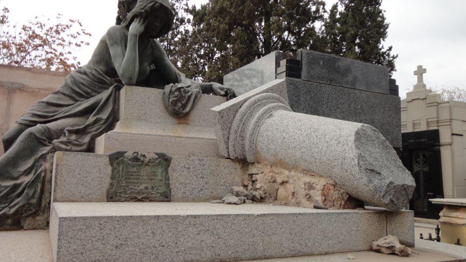 Patrimonio funerario: el Cementario de Mendoza