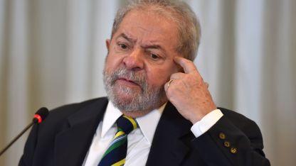 Lula suma  acusaciones.