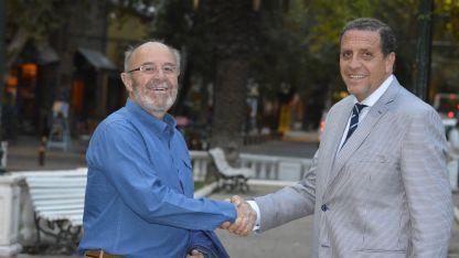 Berrios y Vila saben que el destino de los clubes del Parque está en sus manos.