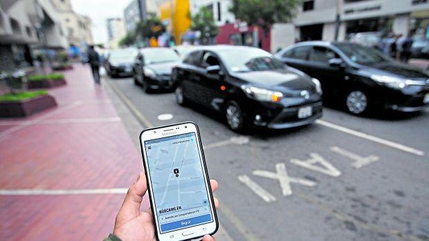 La Afip le reclama a Uber una deuda de $358 millones