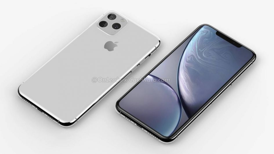 ¿Así será el iPhone 11? Filtran imágenes del nuevo diseño de Apple