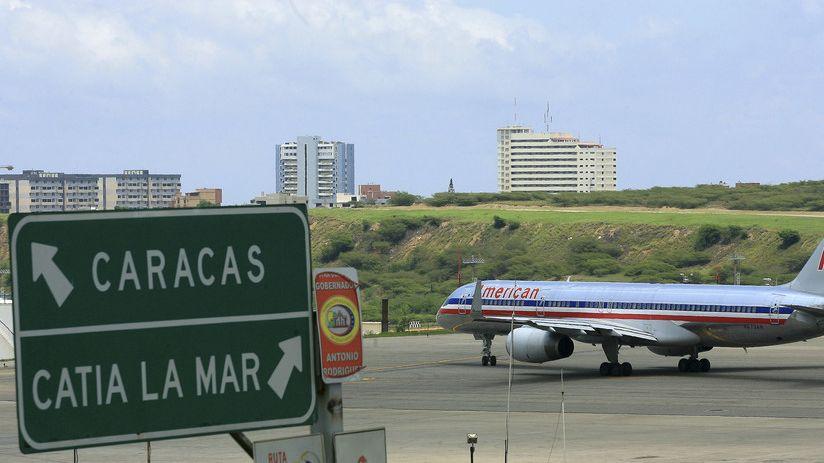 Venezuela ensancha la brecha con Estados Unidos y suspende vuelos - Actualidad