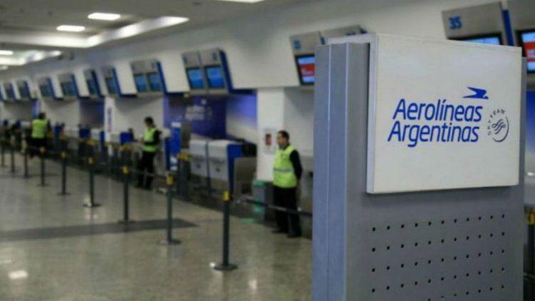 Cancelaron vuelos de cabotaje en Aeroparque por una protesta sorpresiva