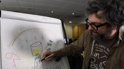 Liniers llegó a Netflix