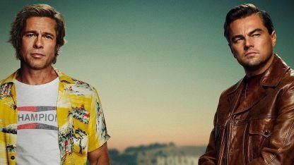 Di Caprio y Brad Pitt en los protagónicos