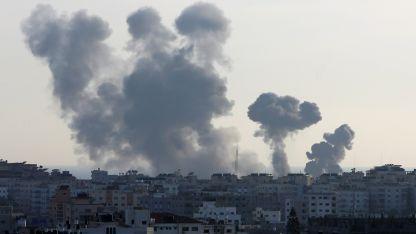 Cohetes. Las alarmas suenan en poblaciones israelíes del sur.