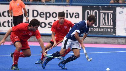 Sobró buen nivel técnico y hockey en el duelo que catapultó a Murialdo a la final ante Andino.