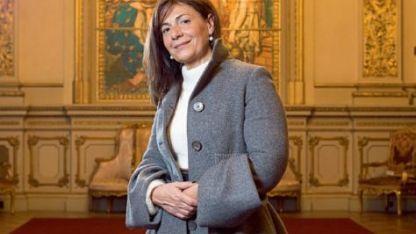 Verónica Cangemi. Reconocida como una de las cinco cantantes más importantes de la década.