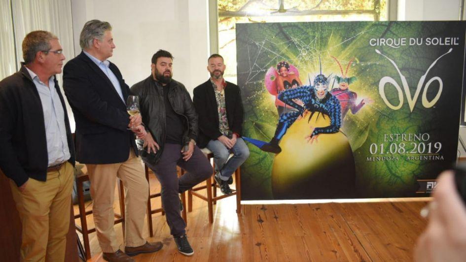 Famiglia Bianchi será la bodega exclusiva de los shows de Cirque du Soleil en Argentina