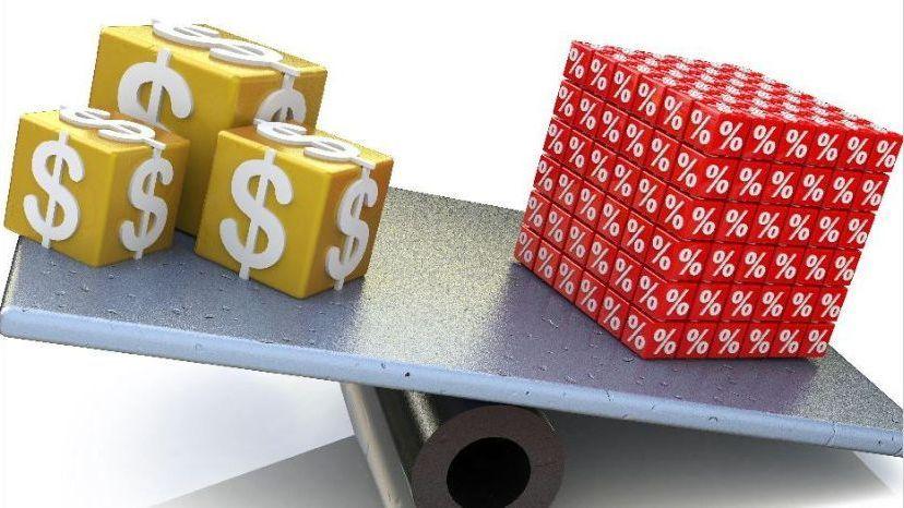 Bancos salen a pagar 14% más que la inflación para captar plazos fijos UVA