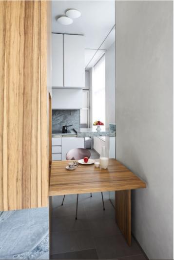 Estrategias para ganar espacios en un departamento pequeño