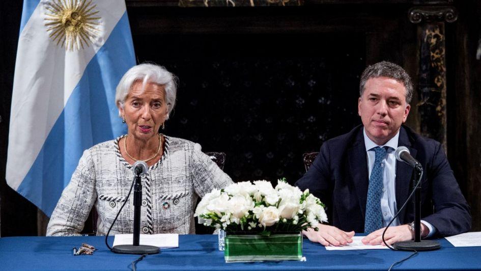 Actualidad: El FMI vuelve para revisar las cuentas