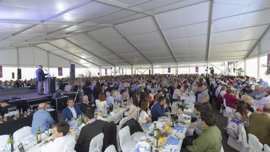 FECOVITA organizó la Tercera Edición del Almuerzo de Productores
