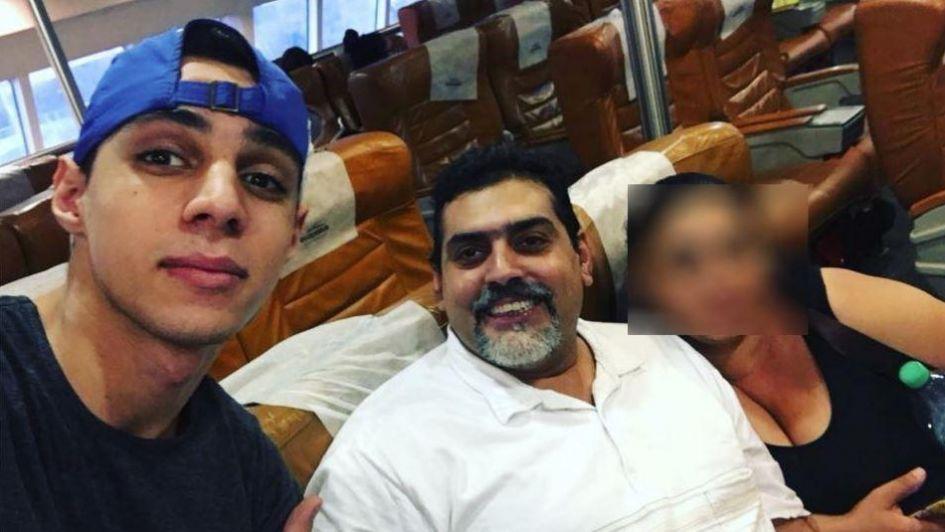 Estos son los dueños del auto usado en el ataque a Olivares y Yadón