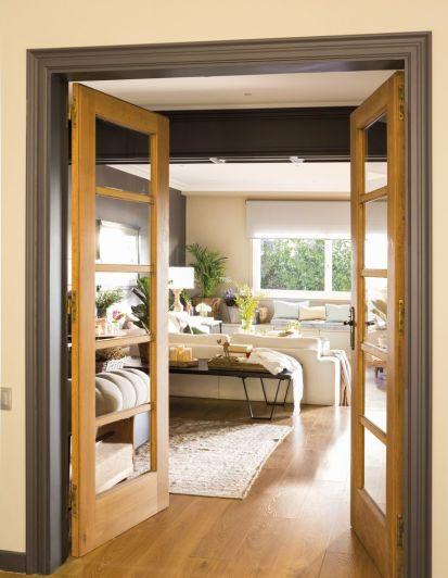 C mo renovar las puertas interiores para transformar tu casa for Como cambiar las puertas de casa